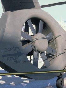 Un-Opened Lockbox Reveals Secret Stealth Helicopter Files
