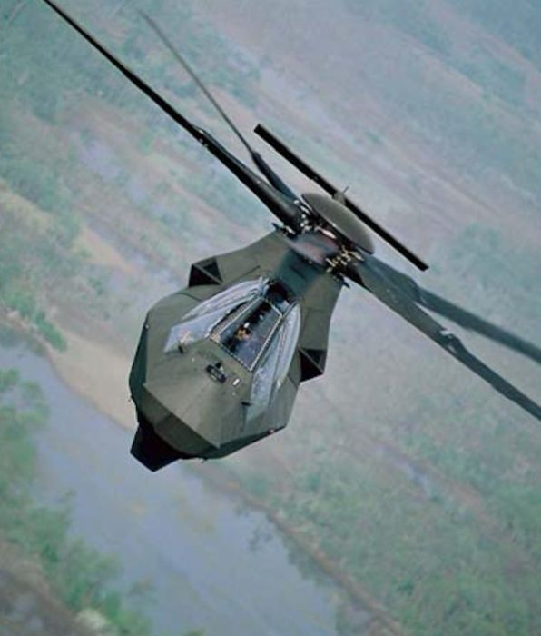 Un-Opened Lockbox Reveals Secret Stealth Helicopter Files