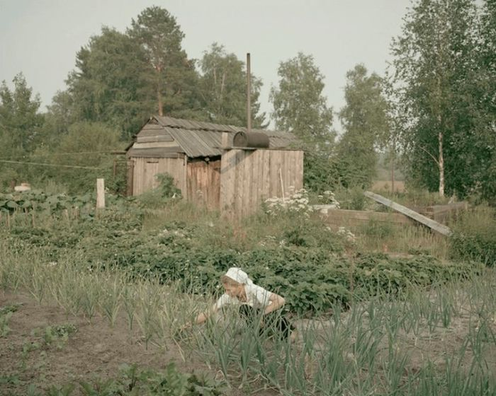 Russian Village of Old Believers
