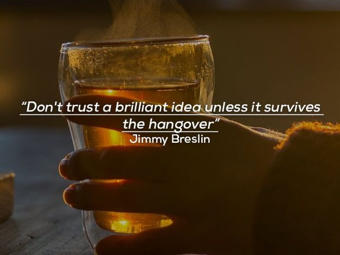 Funny Quotes About Hangovers Fun