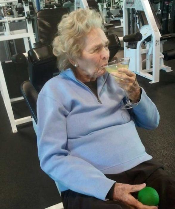 Funny Photos From Gyms