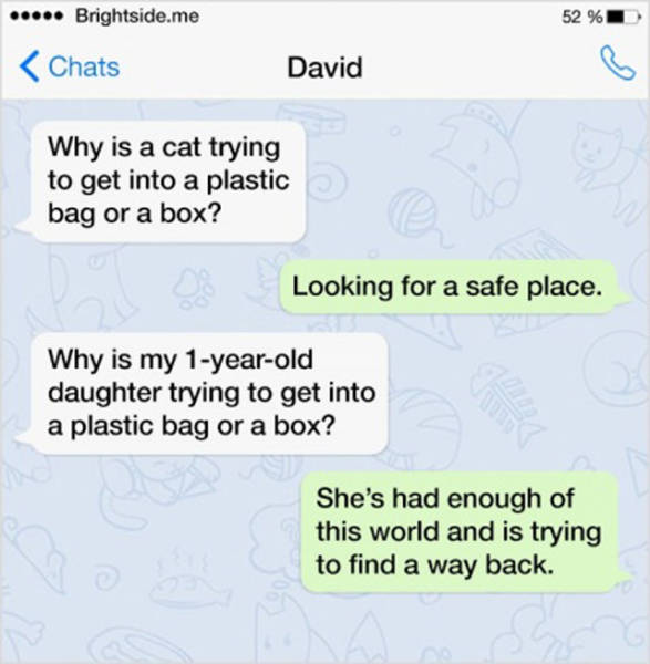 Funny And Bad Chatting