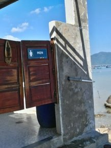 This WC in Vietnam Has A Great View