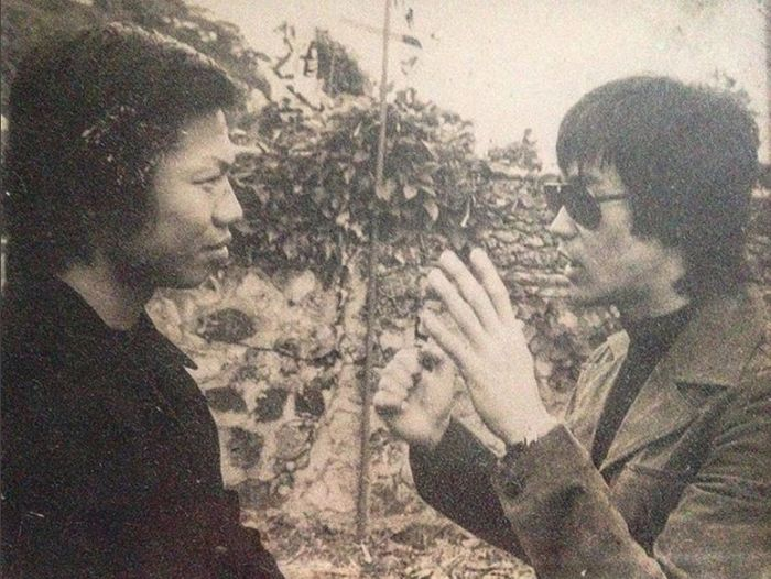 Two Legends Bruce Lee And Bolo Yeung Others