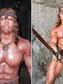 Wax Figure Fails