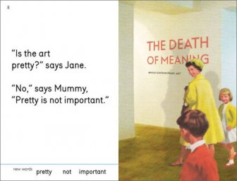 Educational Children's Book Parody