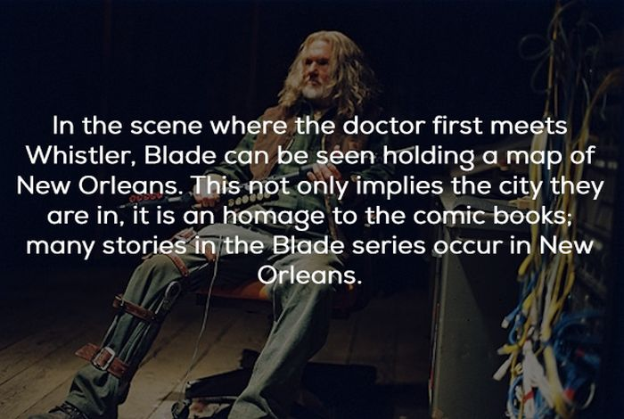 Facts About 'Blade'