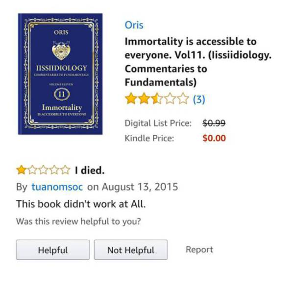 Awesome Amazon Reviews
