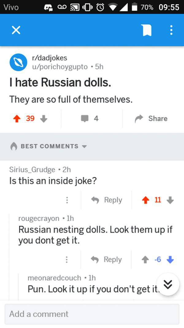 People Who Don'T Understand Humor