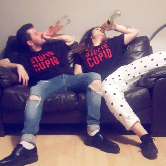 Drunk People, part 17