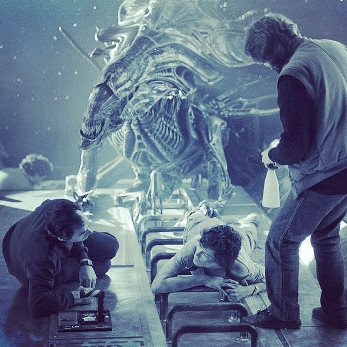 Photos Of The Aliens Movie