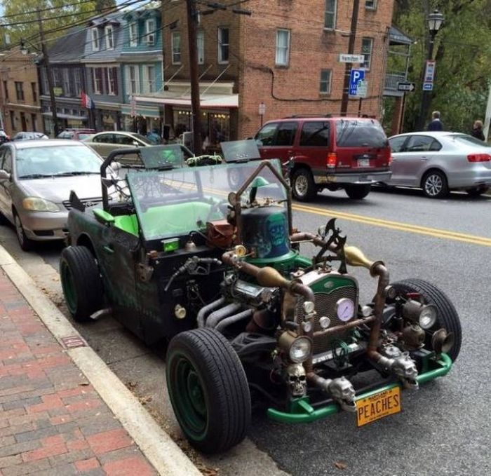 Funny Cars, part 5