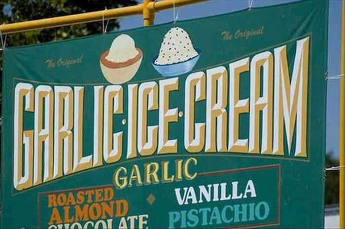 Very Strange Ice-cream Flavors