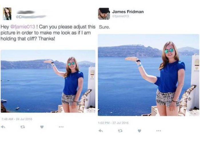 Photoshop Troll Strikes Again