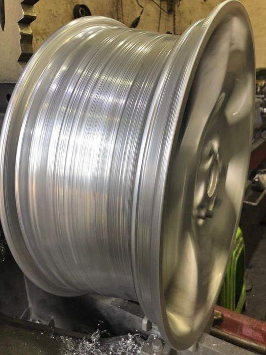 Repair Of A Wheel