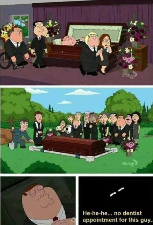 """Family Guy"" Jokes"