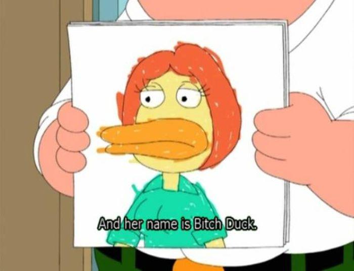 """""""Family Guy"""" Jokes"""