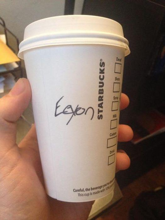 Starbucks Barista Fails