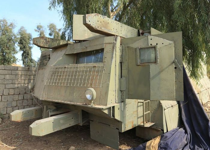 Ugly Armored Vehicles