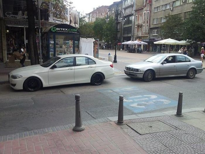 From BMW E39 Into BMW F10