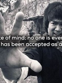 Quotes By Bruce Lee