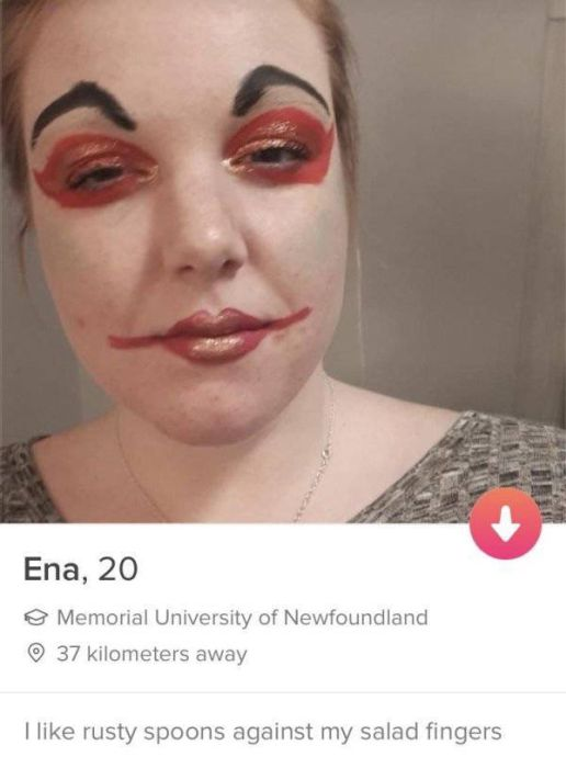 Interesting People On Tinder