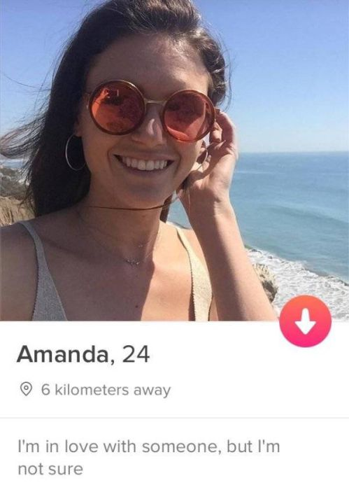 Interesting People On Tinder
