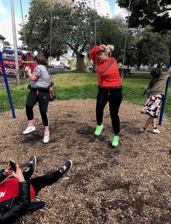 Stuck On Playgrounds