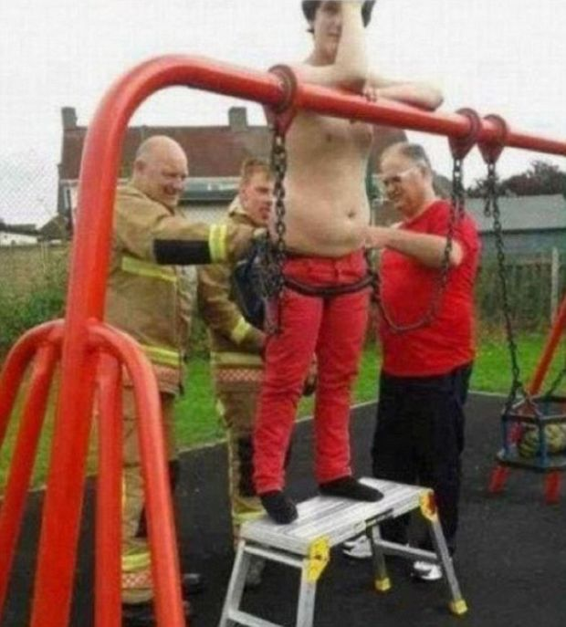 Stuck On Playgrounds