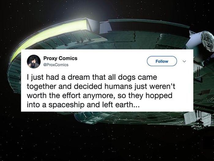 Tweets About Dreams