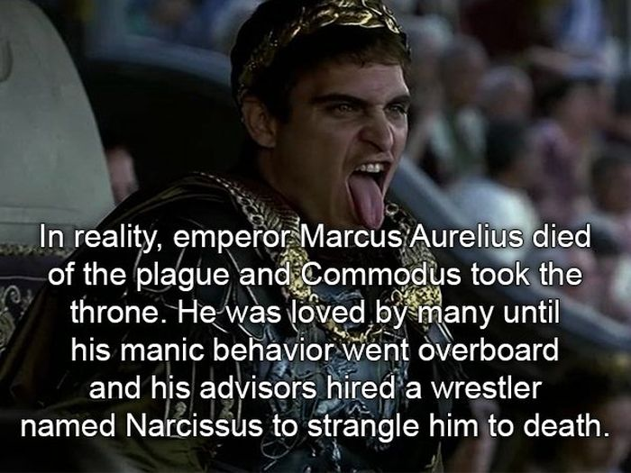 Facts About The Movie Gladiator