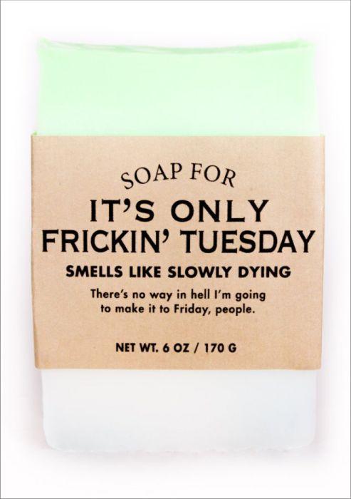 Unusually Scented Soap Bars