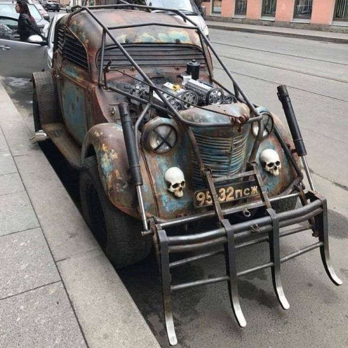 Unusual Cars, part 2