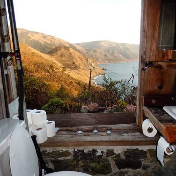 Most Unusual Bathrooms