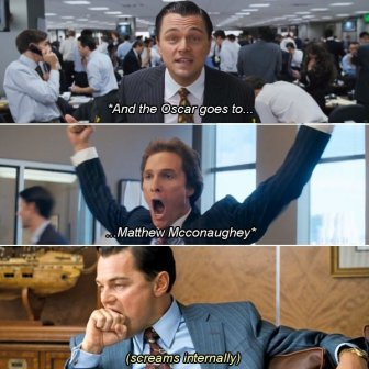 Matthew McConaughey Memes