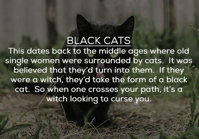 Weird Superstitions From Around The World