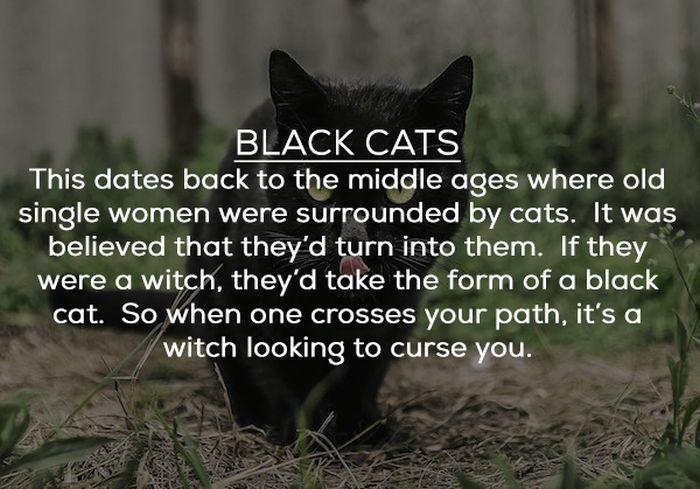 Weird Superstitions From Around The World