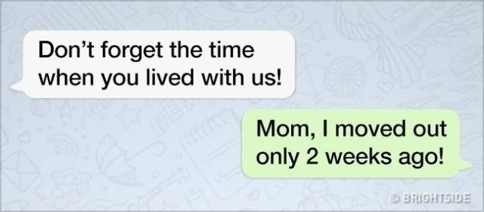 Messages From Parents