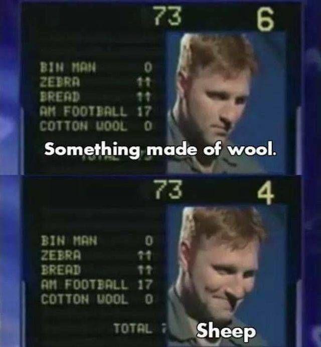 Gameshow Fails