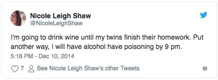 Tweets About Parents With Twins