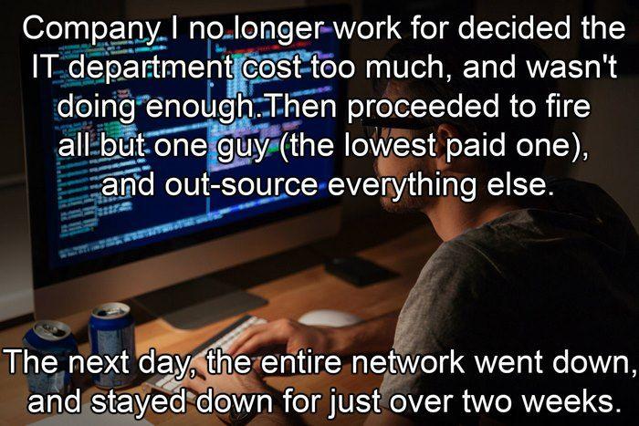 Software Development Work Stories