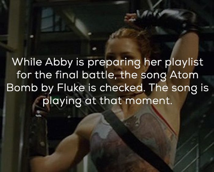 Interesting Facts About Blade: Trinity