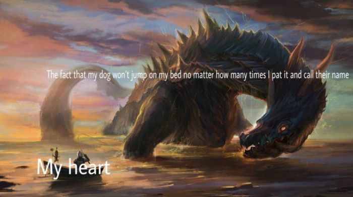 epic fantasy paintings memes others