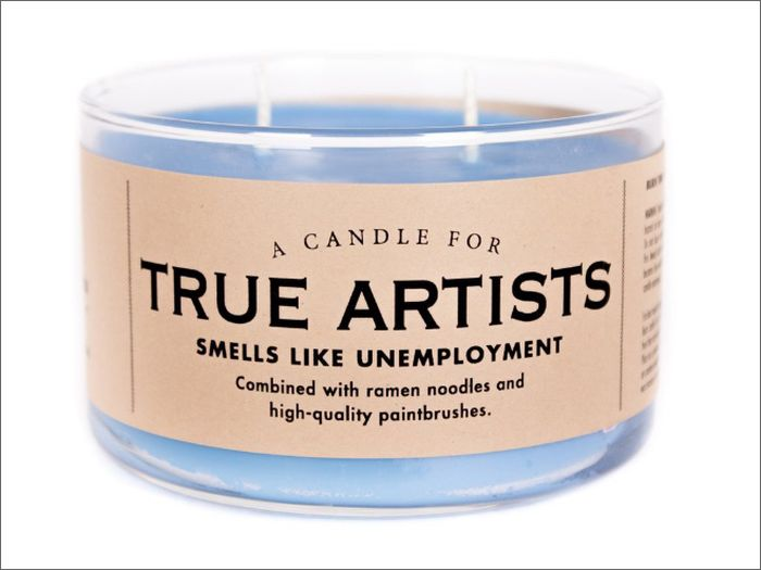 Unusually Scented Candles