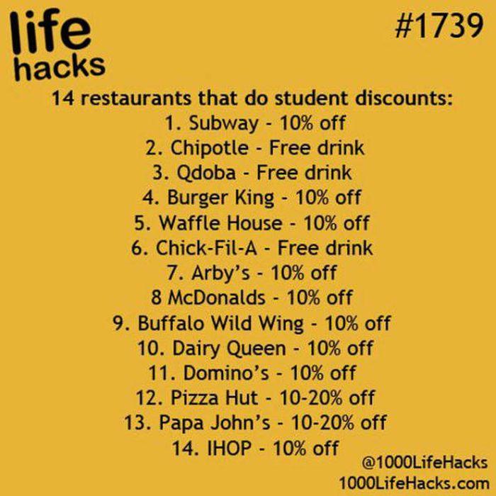 Useful Life Hacks, part 2