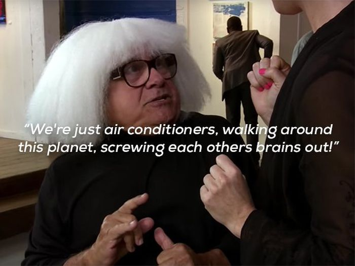 The World According To Frank Reynolds