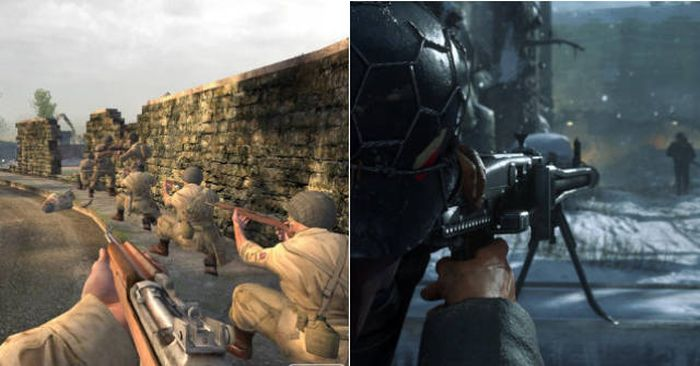 How The Games Have Changed Over The Years