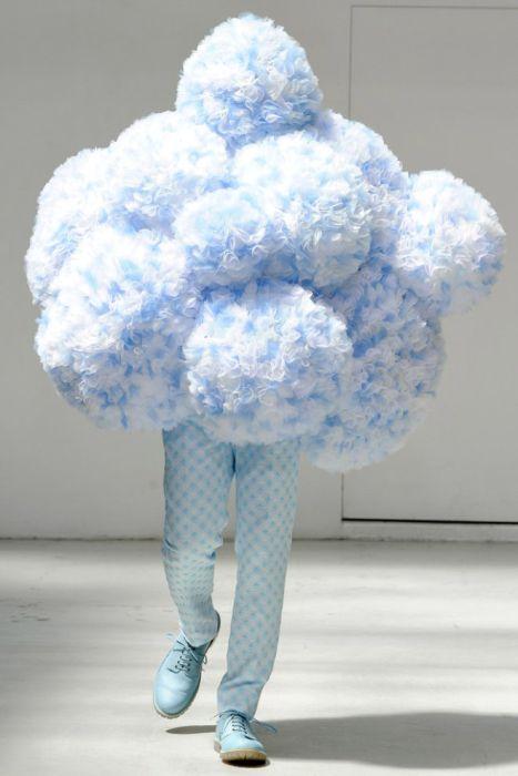 Strange Fashion By Walter Van Beirendonck
