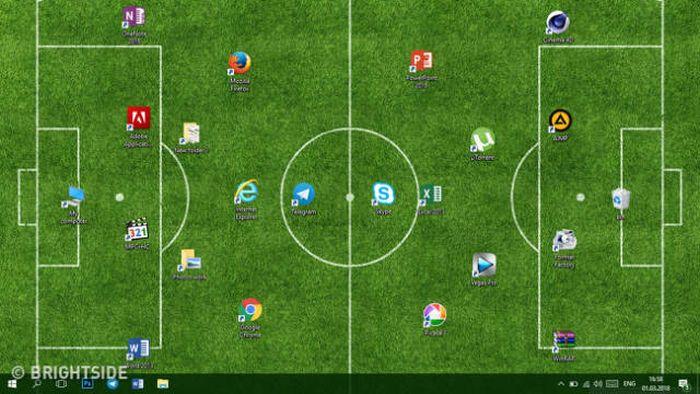 Creative Desktops