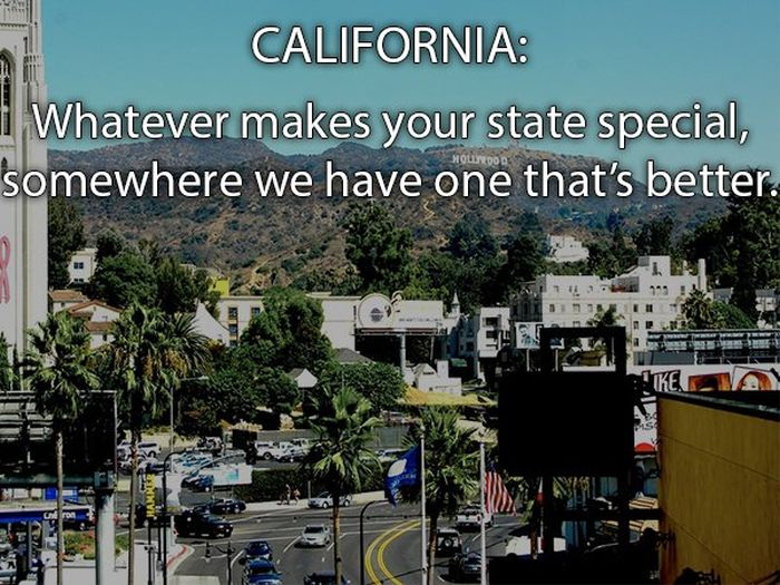 States Described By Their Own Residents